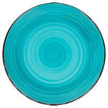 Bulk Royal Norfolk Turquoise Swirl Stoneware Plates 10½\  at DollarTree.com  sc 1 st  Pinterest & Bulk Royal Norfolk Turquoise Swirl Stoneware Plates 10½\