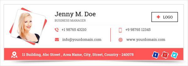 best email signature 600 213 email signatures pinterest email signatures. Black Bedroom Furniture Sets. Home Design Ideas
