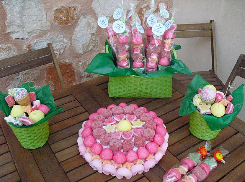 Decorar mesa para primera comuni n decorando mesas - Como decorar una fiesta de comunion ...