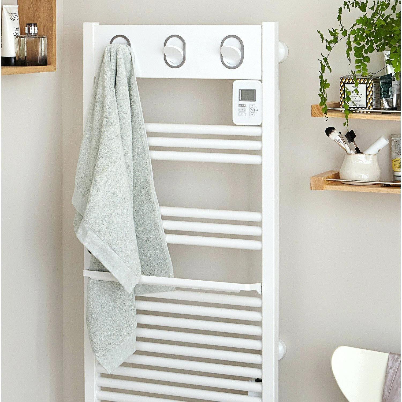 Porte Serviette Chauffant Leroy Merlin Towel Rack Saint Leonard Rack