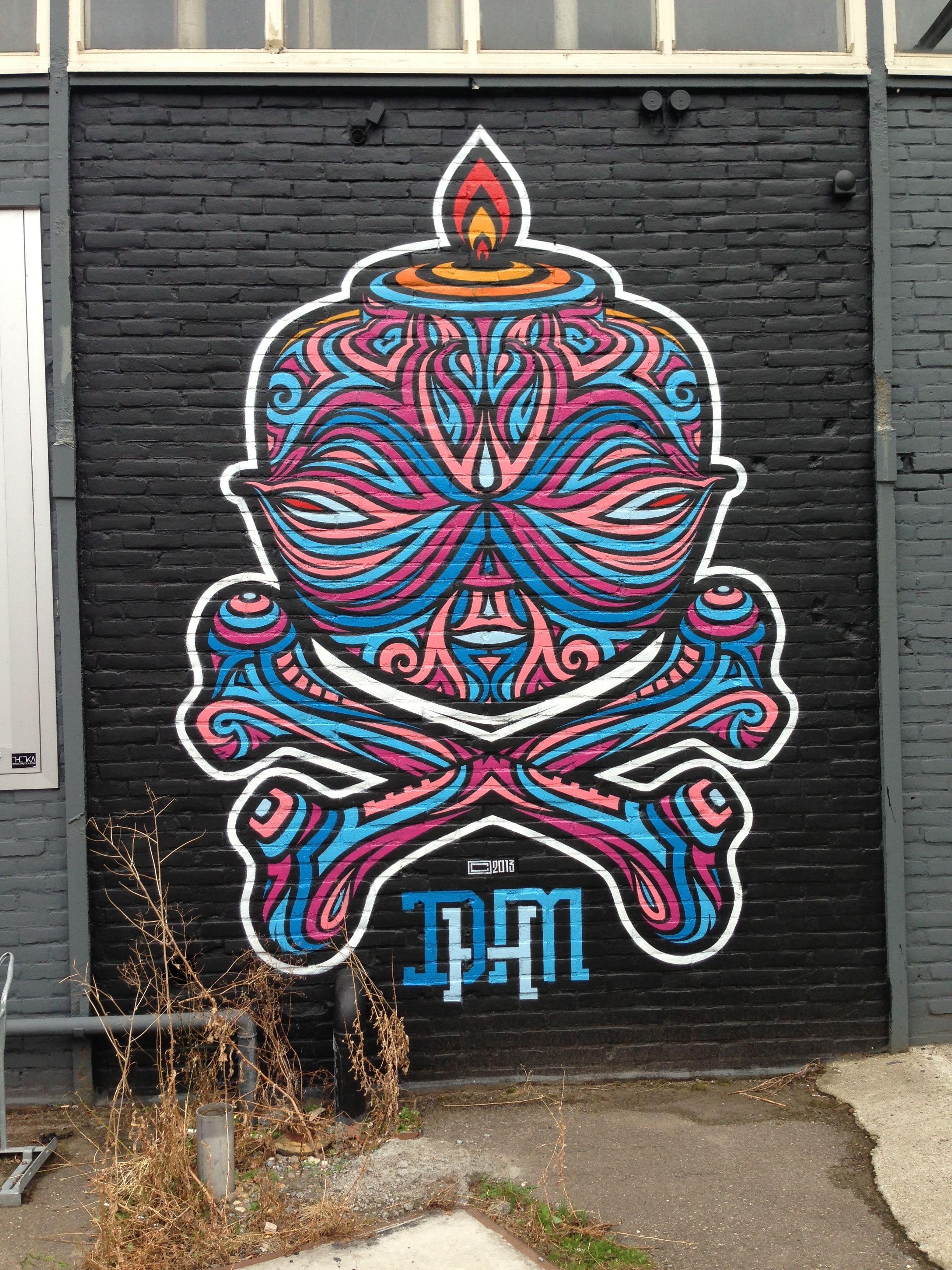 #streetart #amsterdam