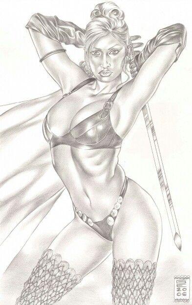 Cecilia galliano hot