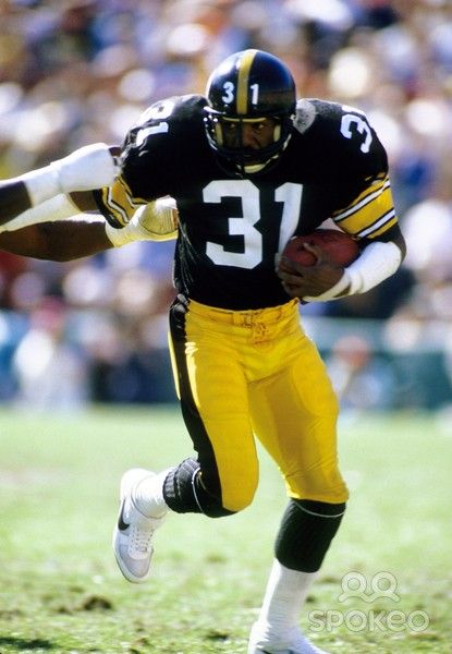d7c4222b860 Donnie Shell - Steelers hard hitting safety who was an instrumental part of  those four Super Bowl championships in the 70 s.