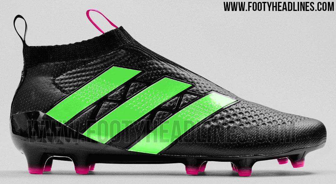 07a4c2385 The second colorway of the laceless Adidas Ace 16+ PureControl football  boots features a clean