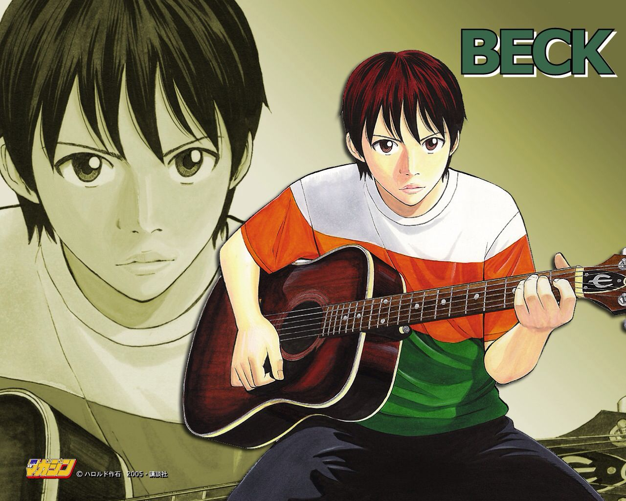 Beck Mongolian Chop Squad Anime Wallpaper Anime Image