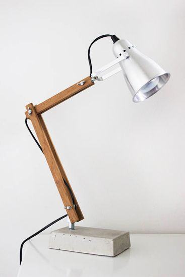6 Smart And Stylish Ikea Hacks Wooden Desk Lamp Industrial Style Desk Lamp Industrial Style Desk