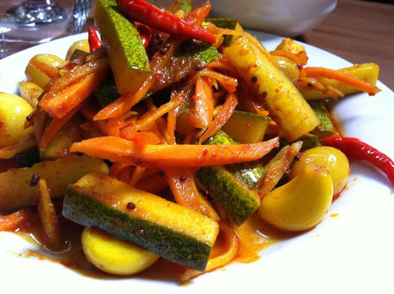 Acar Timun Cucumber Pickle Recipe By Mamta Maya Recipe Pickling Recipes Pickling Cucumbers Recipe Recipes