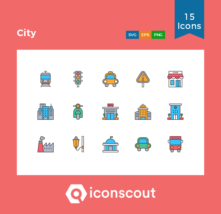 Download City Icon Pack Available In Svg Png Eps Ai Icon Fonts City Icon Icon Pack Icon