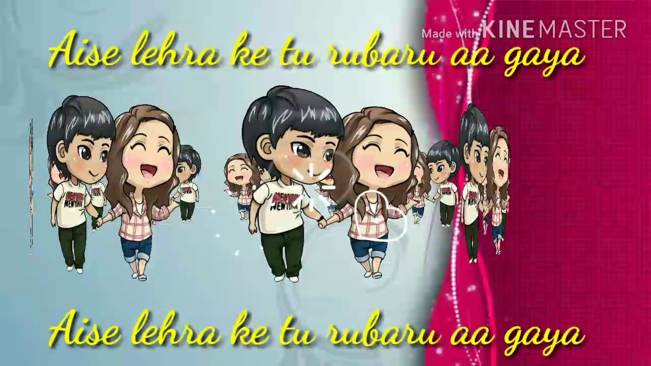 Mere Rashke Qamar Whatsapp Status Latest Bollywood song