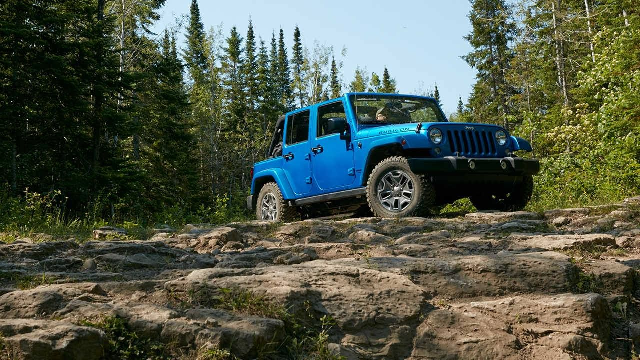 No Terrain Is Too Treacherous For The Wrangler Suv Camping Best Suv Suv