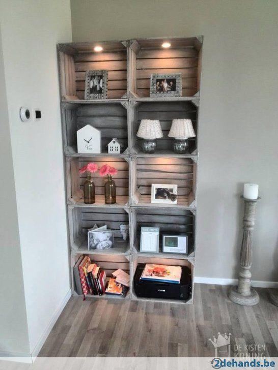 Fruitkisten Veiling Kisten Houten Kratjes Kist Te Koop Home Deco Sweet Home Kamer Ideeen Diy