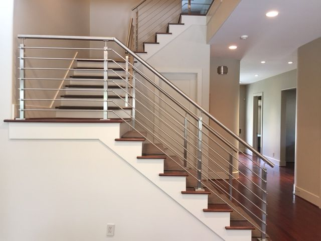 Best Stainless Steel Cable Railing By Houston Stair Company 400 x 300