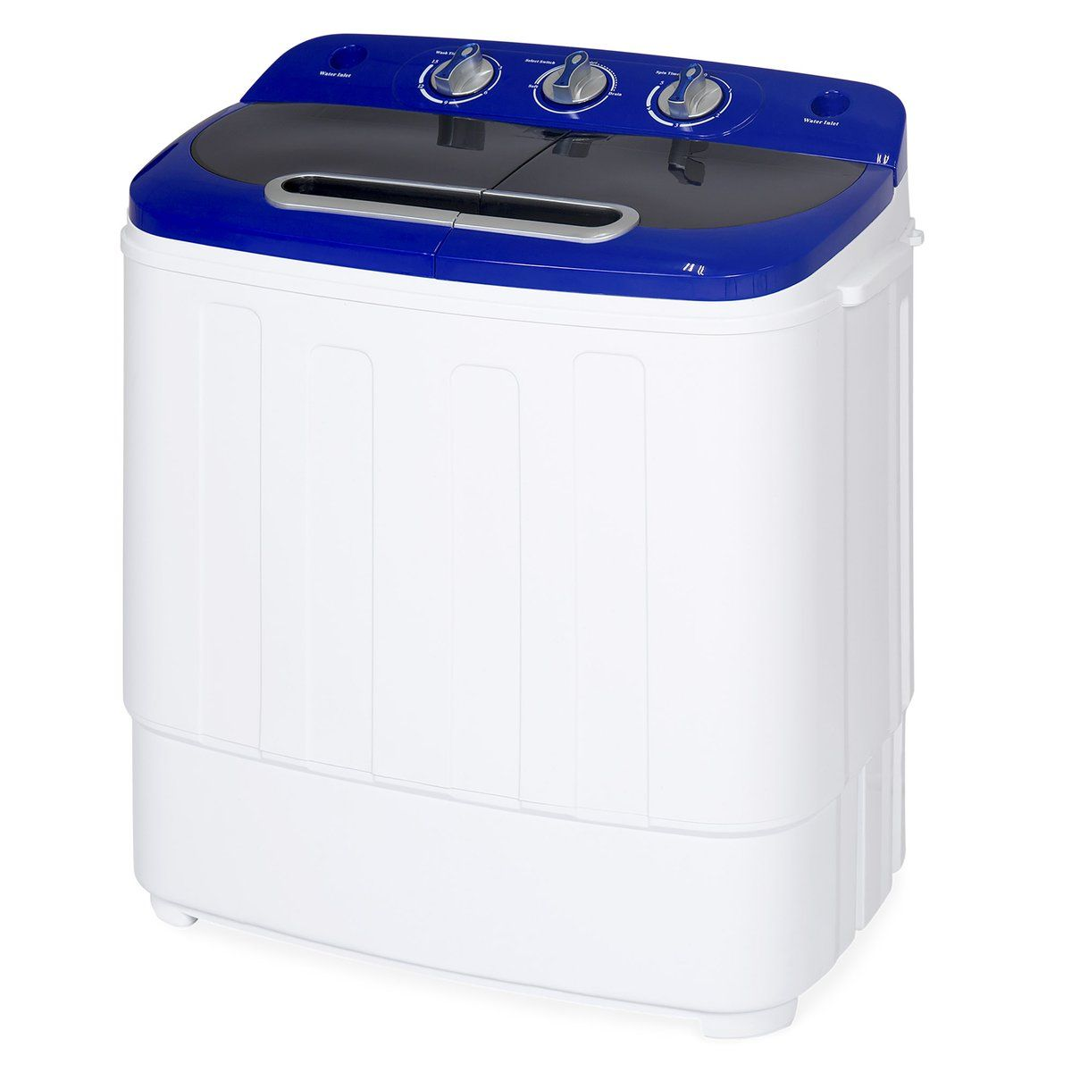 Convenient Mini Washer Compact And Portable Washing Machine And Spin Cycle Dryer Combo Is Perfect For Small Portable Washer Twin Tub Portable Washing Machine