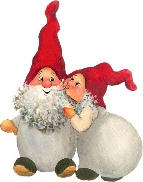37 karácsonyi manó25 | PaGi Decoplage #lutindenoel