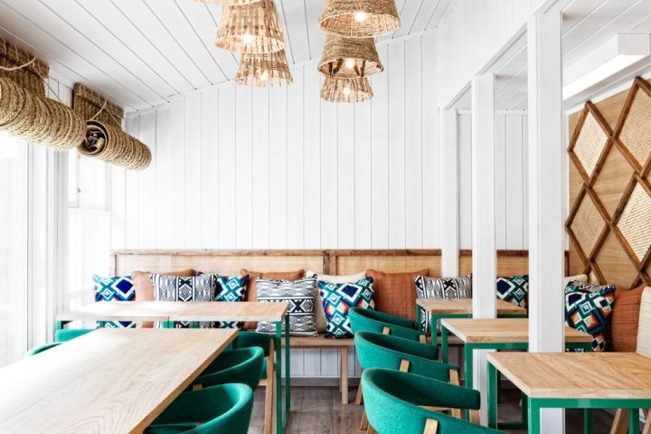Vino Veritas ecologic restaurant by Masquespacio, Oslo – Norway » Retail Design Blog