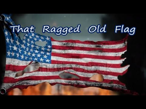 Johnny Cash That Ragged Old Flag Best Video Christian Songs Johnny Cash Cool Gifs