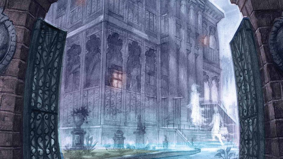 Unlock the Doors to the Haunted Mansion | News | Marvel.com