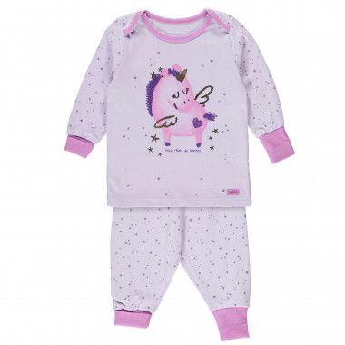 78299dd1b3923 Pyjama deux-pièces évolutif – Licorne