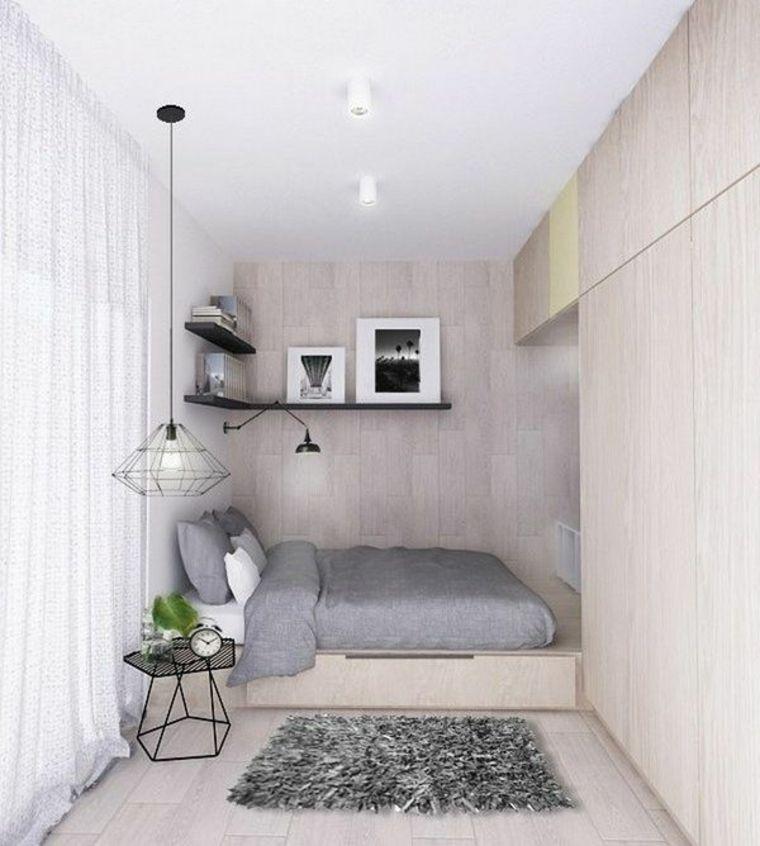 Wie Kann Man Schlafzimmer Einrichten: Wie Man Ein Kleines Zimmer Richtig Dekoriert