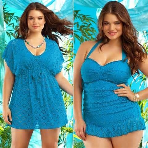 Photo of Moda Praia Plus Size