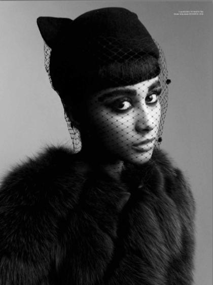 Natalia Kills x PULP magazine 2012 photography dailyshit