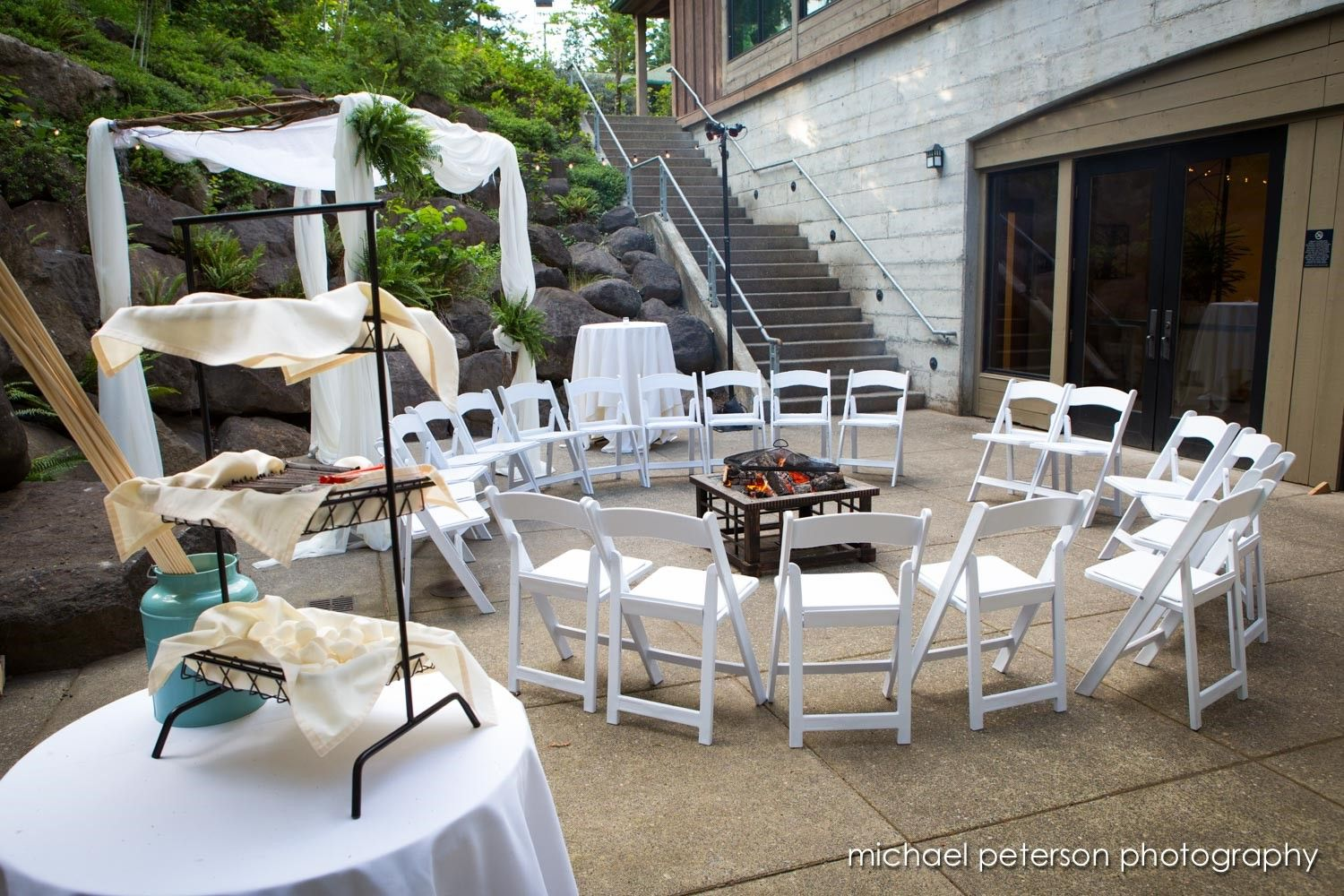 Boulder Terrace Wedding, photo by Michael Peterson Photography