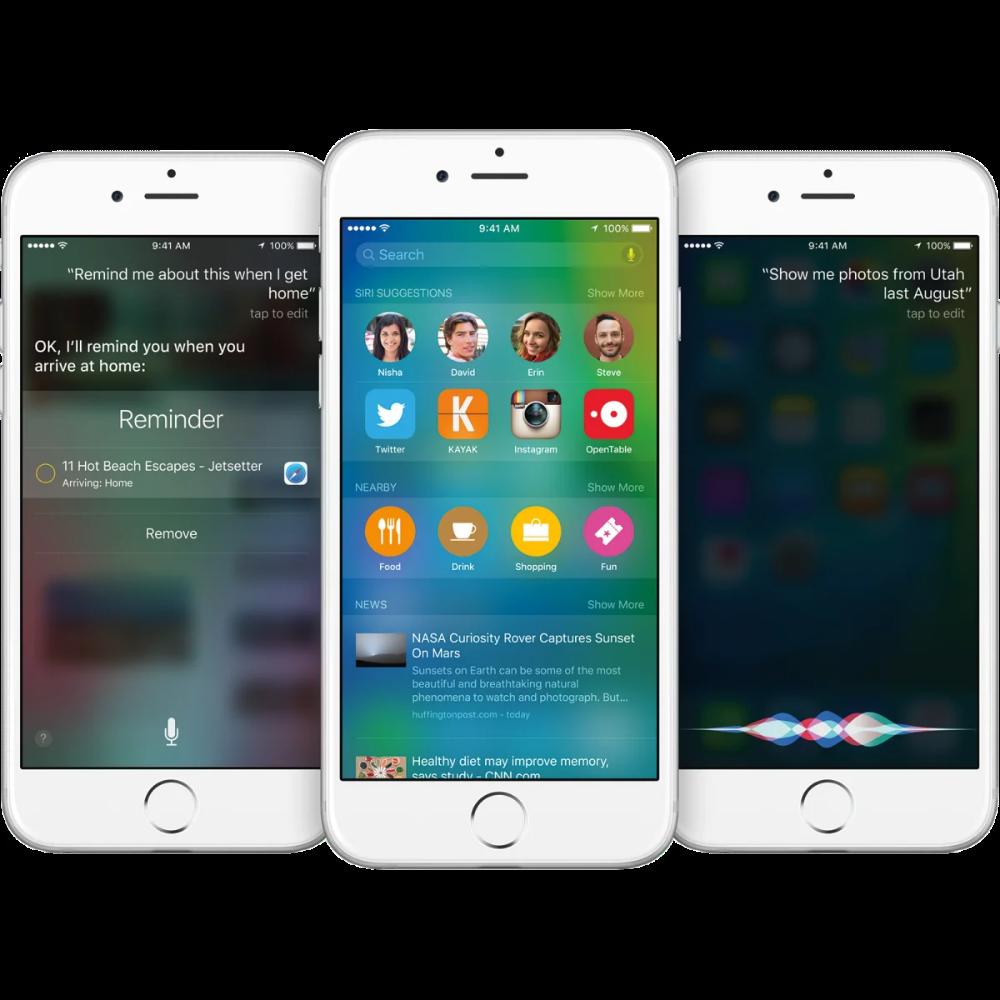 Apple aktualisiert ältere iPhone und iPadBetriebssysteme