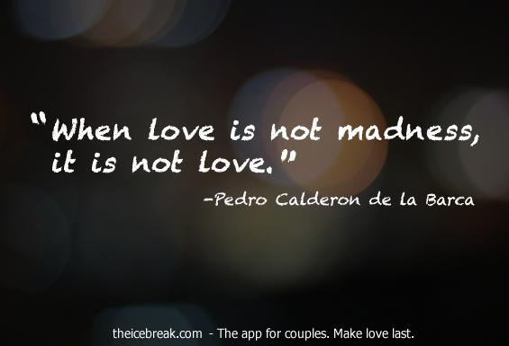 Pinterest Crazy Quotes: Beautiful Crazy Love.