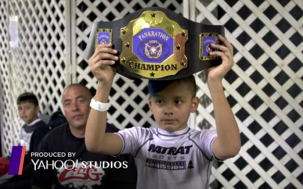 Title belts, entrance music and entourages are part of this growing sport — as are rampant safety concerns.