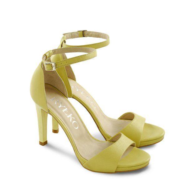 Zdja Cie Nr 2 W Galerii Ryĺ Ko Na Sezon Wiosna Lato 2015 Stiletto Heels Shoes Heels
