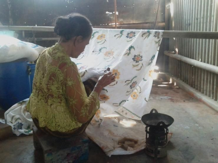 Kamu Buruh Buruh Apa Kuli Batik Budaya Buruh