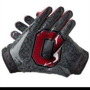 Block O Gloves O H I O Go Buckeyes Pinterest Ohio State