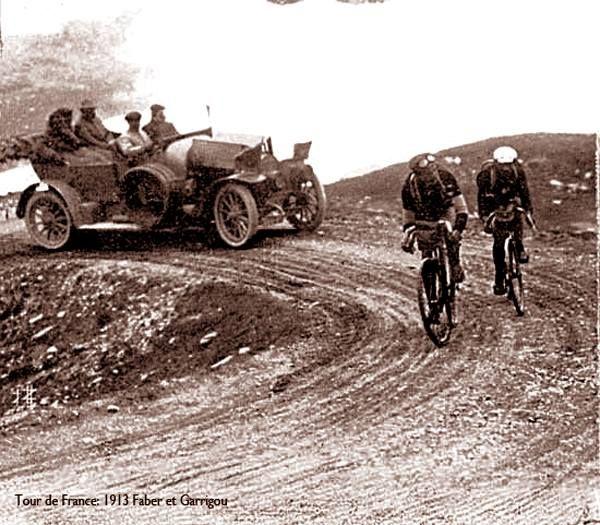 1913 Tour de France   l'eroica...