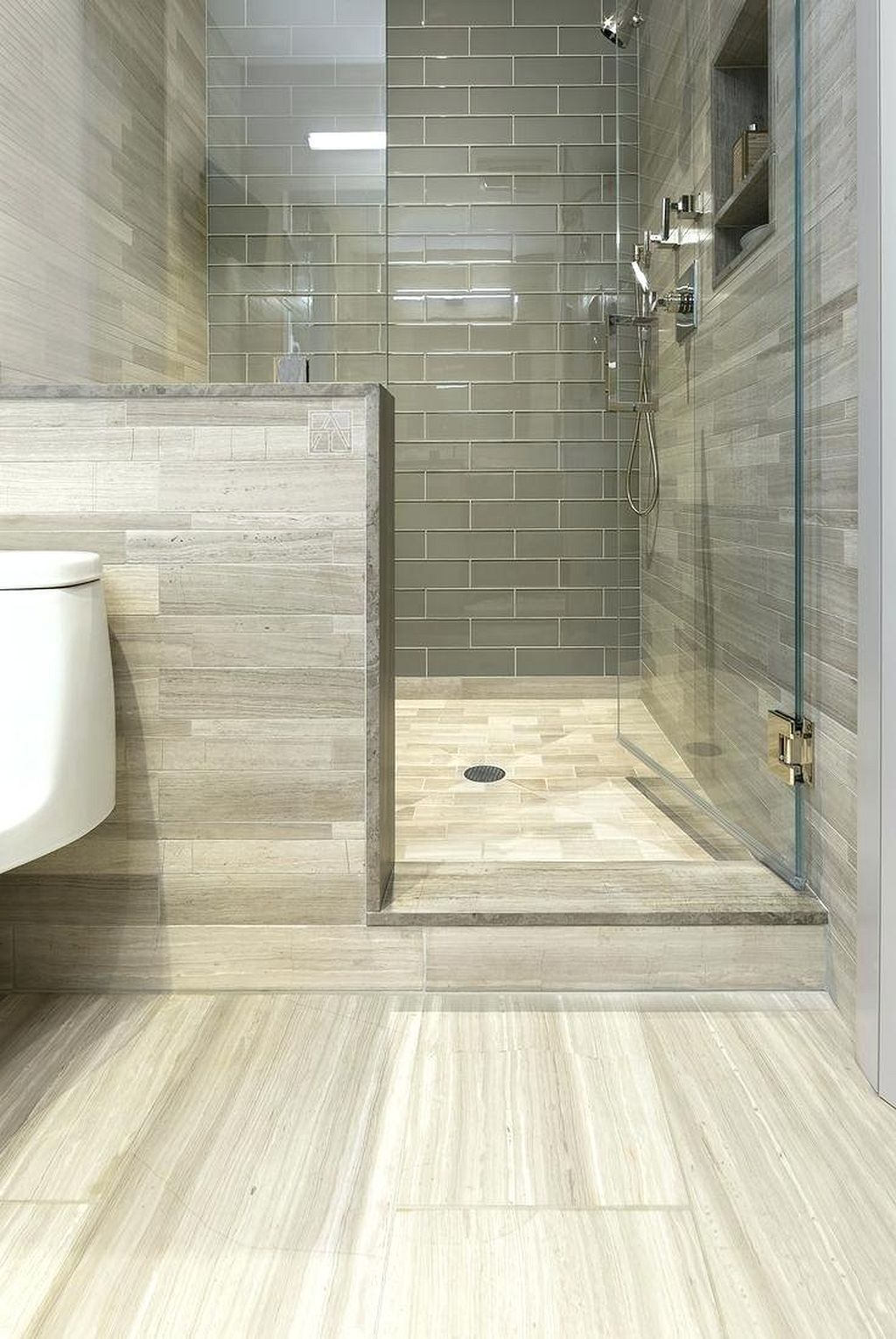 Bathroom Remodel With Stikwood: Latest Trends In Bathroom Tile Design (11) In 2020