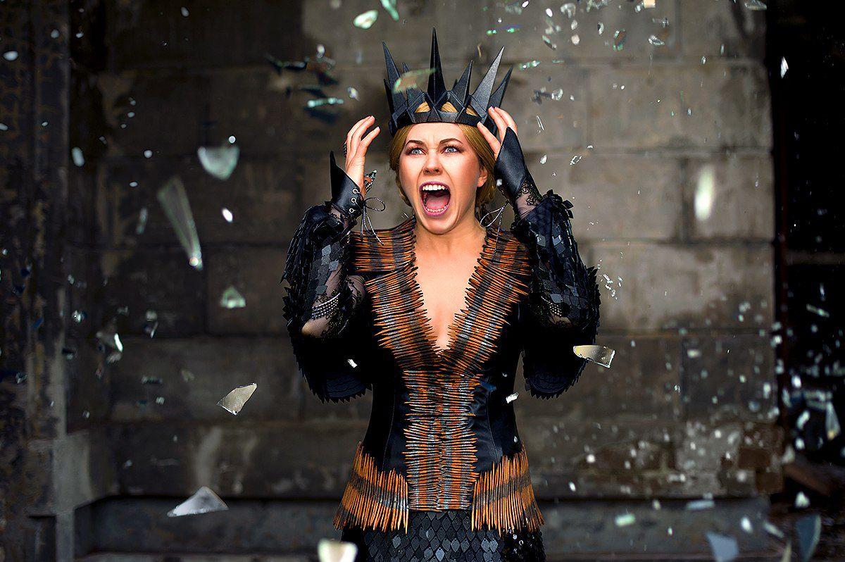 queen ravenna - Google Search