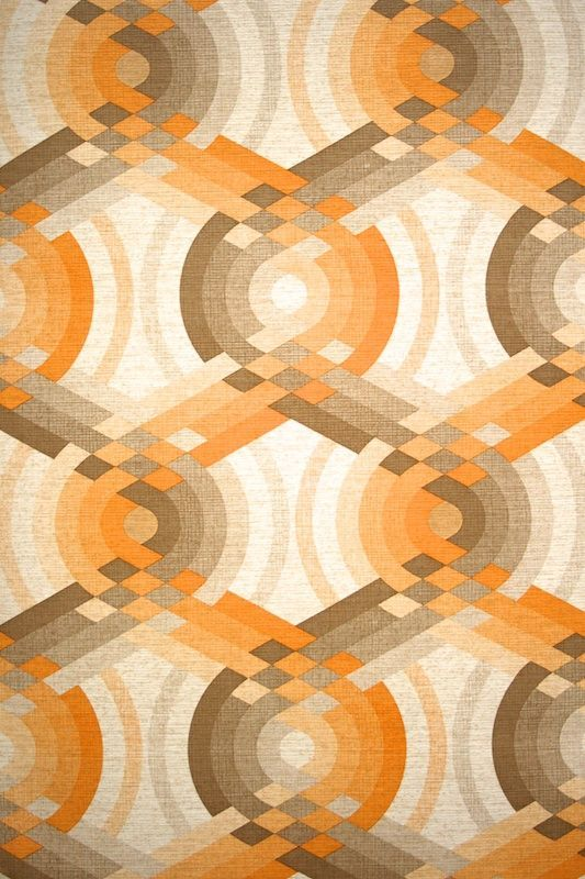 White, Brown, Terracotta, Orange