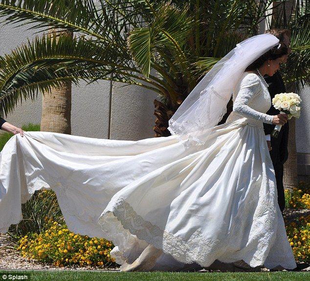 Marie Osmond Hochzeit