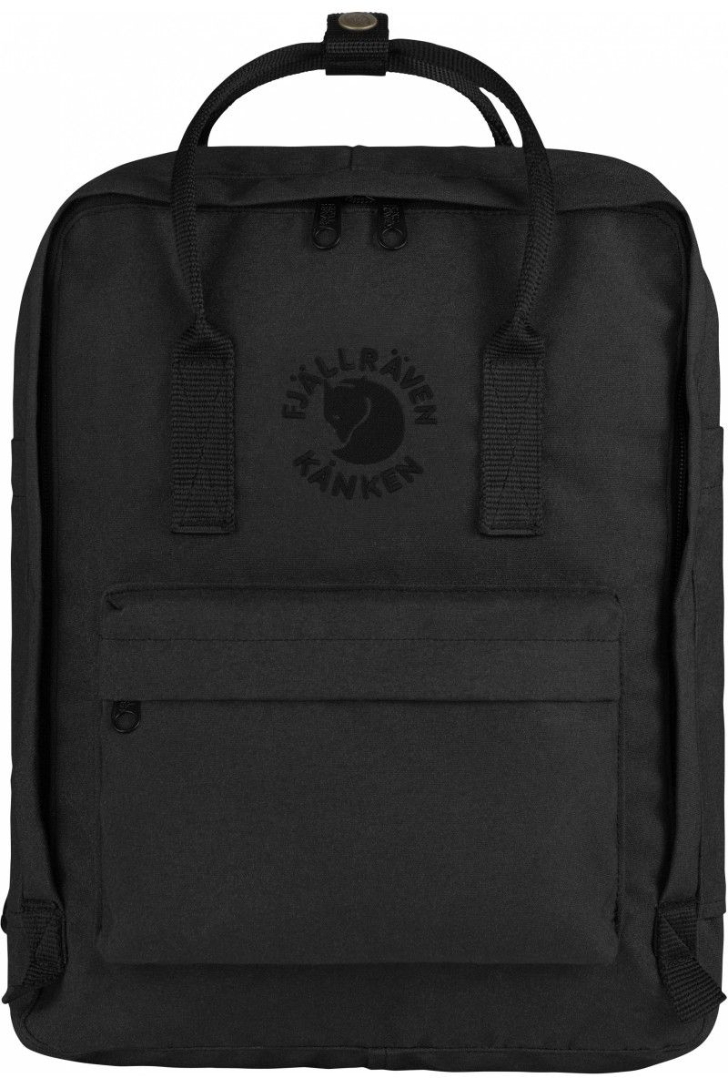 fashion dirt cheap best price Fjallraven Re-Kanken Classic Backpack Black - Fjallraven ...