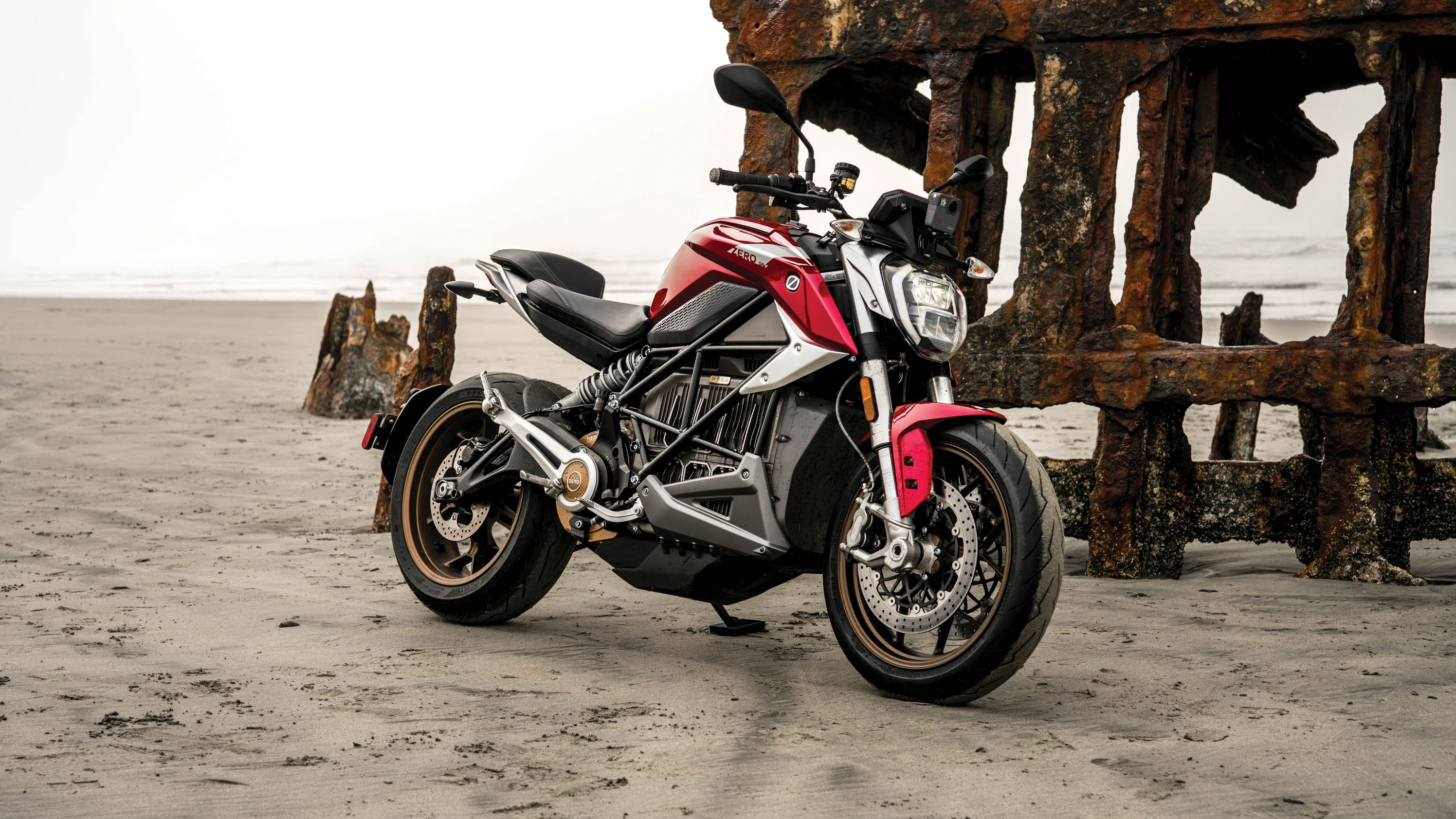 2020 Zero Motorcycles Sr F Electric Motorcycle Electric