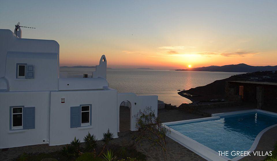 Mykonos Luxury Villas, Mykonos Villa Emma, Cyclades, Greece