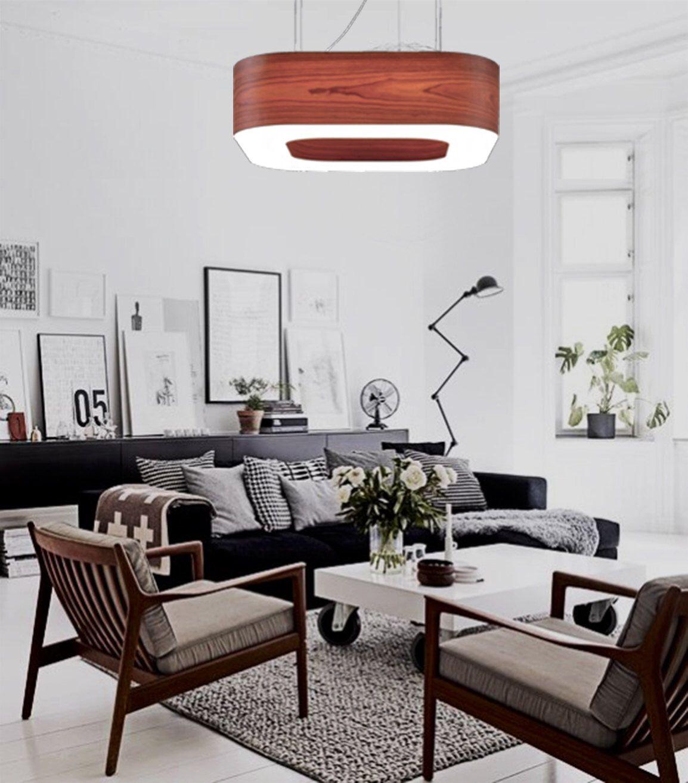 FREE SHIPPING   Moderne Beleuchtung   Deckenleuchte   Wohnzimmerdekoration    Holzdecke   Holz Beleuchtung   Anhänger