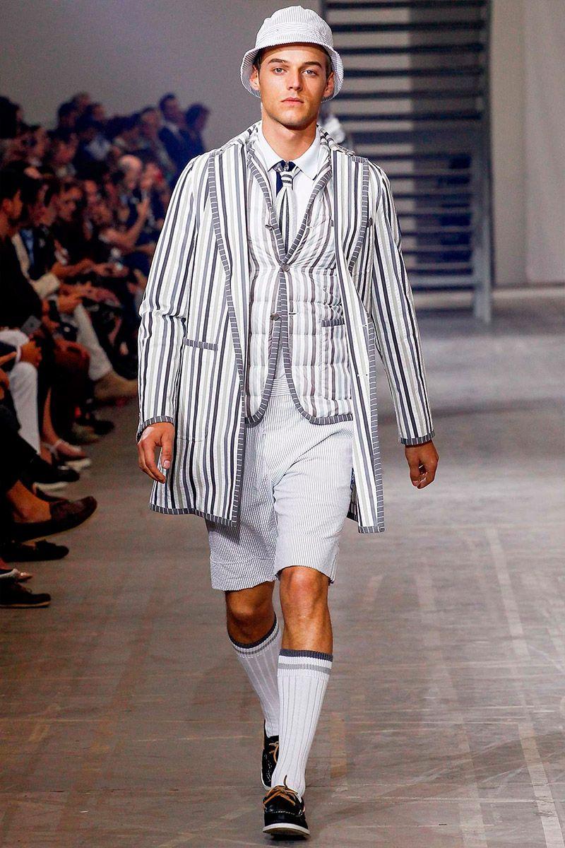 Moncler Gamme Bleu Spring Summer 2016 Primavera Verano #Menswear #Trends #Tendencias #Moda Hombre - Milan Fashion Week - F.Y!