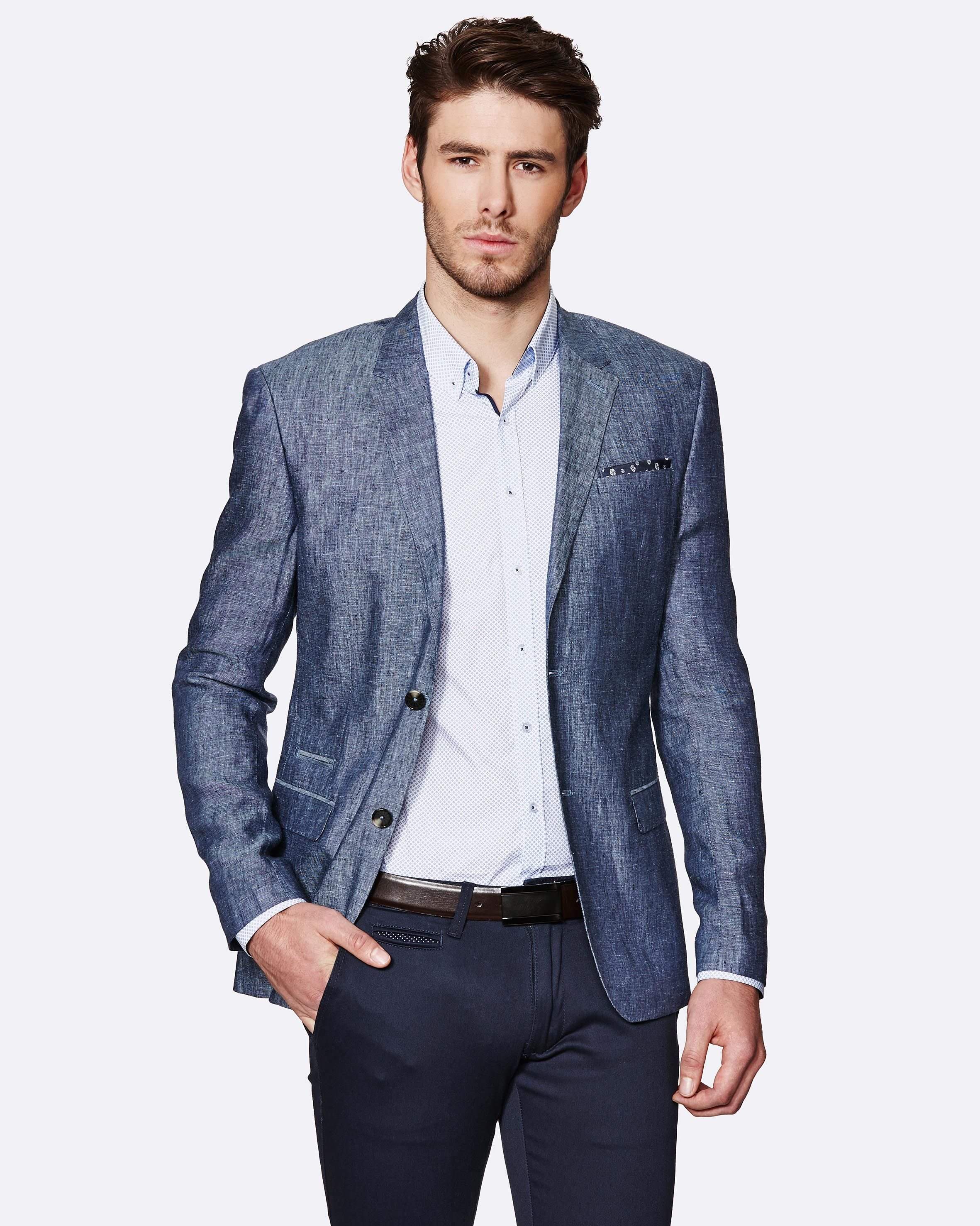 Ralph Lauren ♥ All the way - Bob Trotta is a high end, men's fashion consultant Find this Pin and more on Men's Smart Casual Style by Fabuliss™. Season Jackets - Sharp Ralph Lauren look for men.