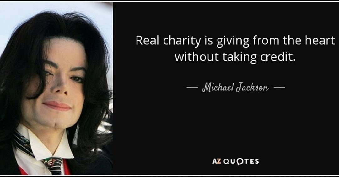#DailyKindspiration #MichaelJackson via @ilzehallidayfoundation Reposted Via @sharonhattingh