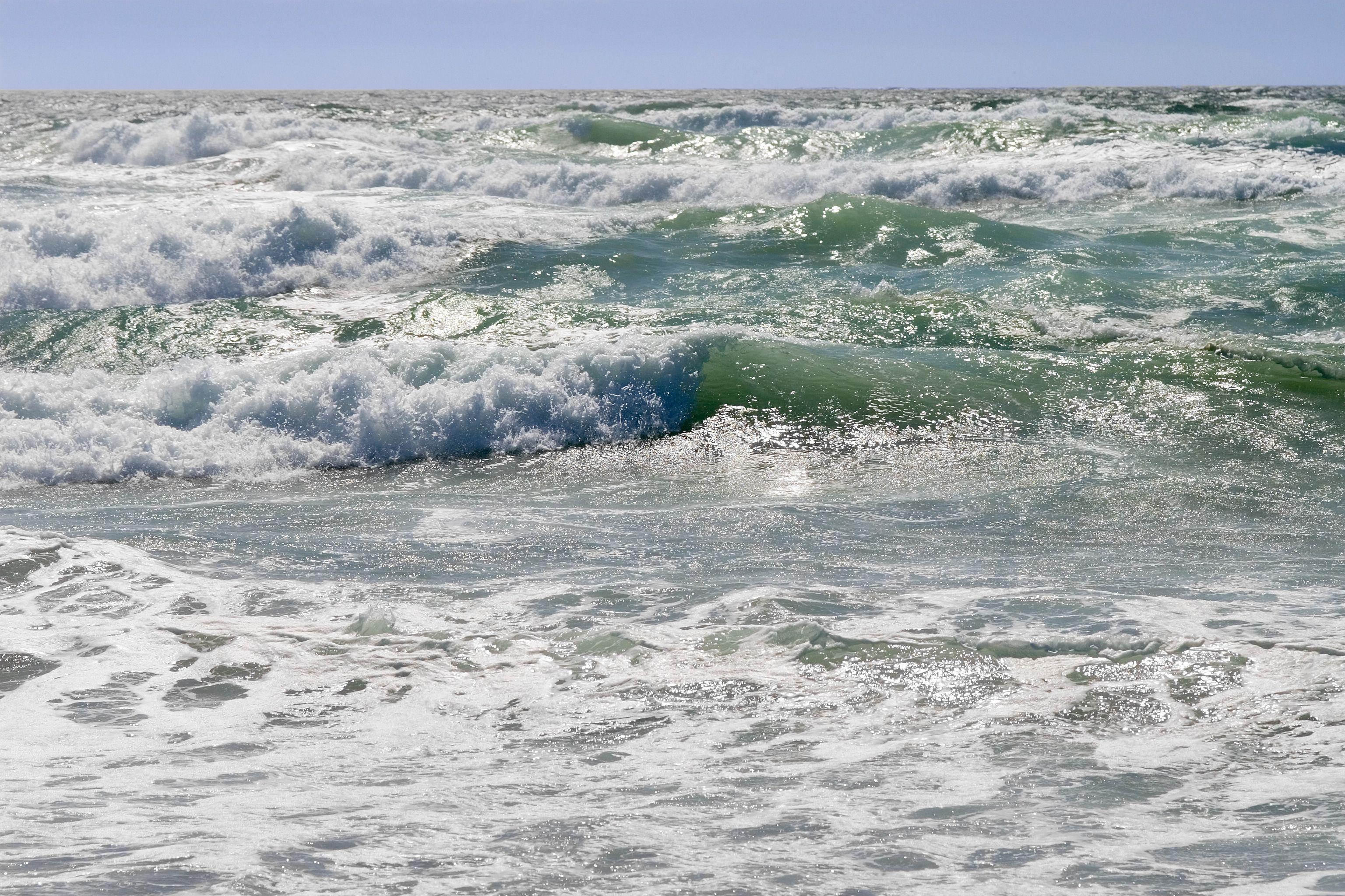 nice rough ocean waves background image amazingpict com