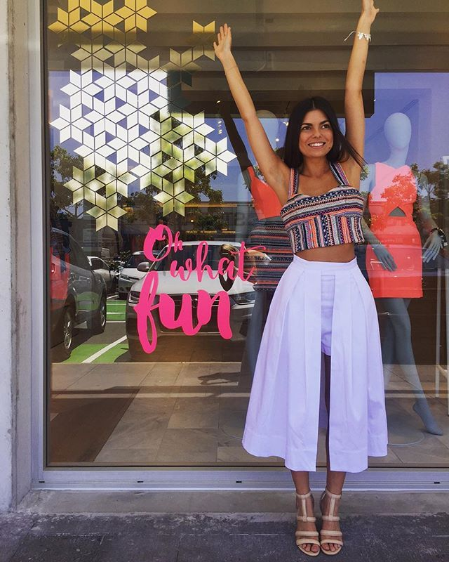 e0ade5803d This is how excited we are for our new arrivals! The Resort Crop Top ...