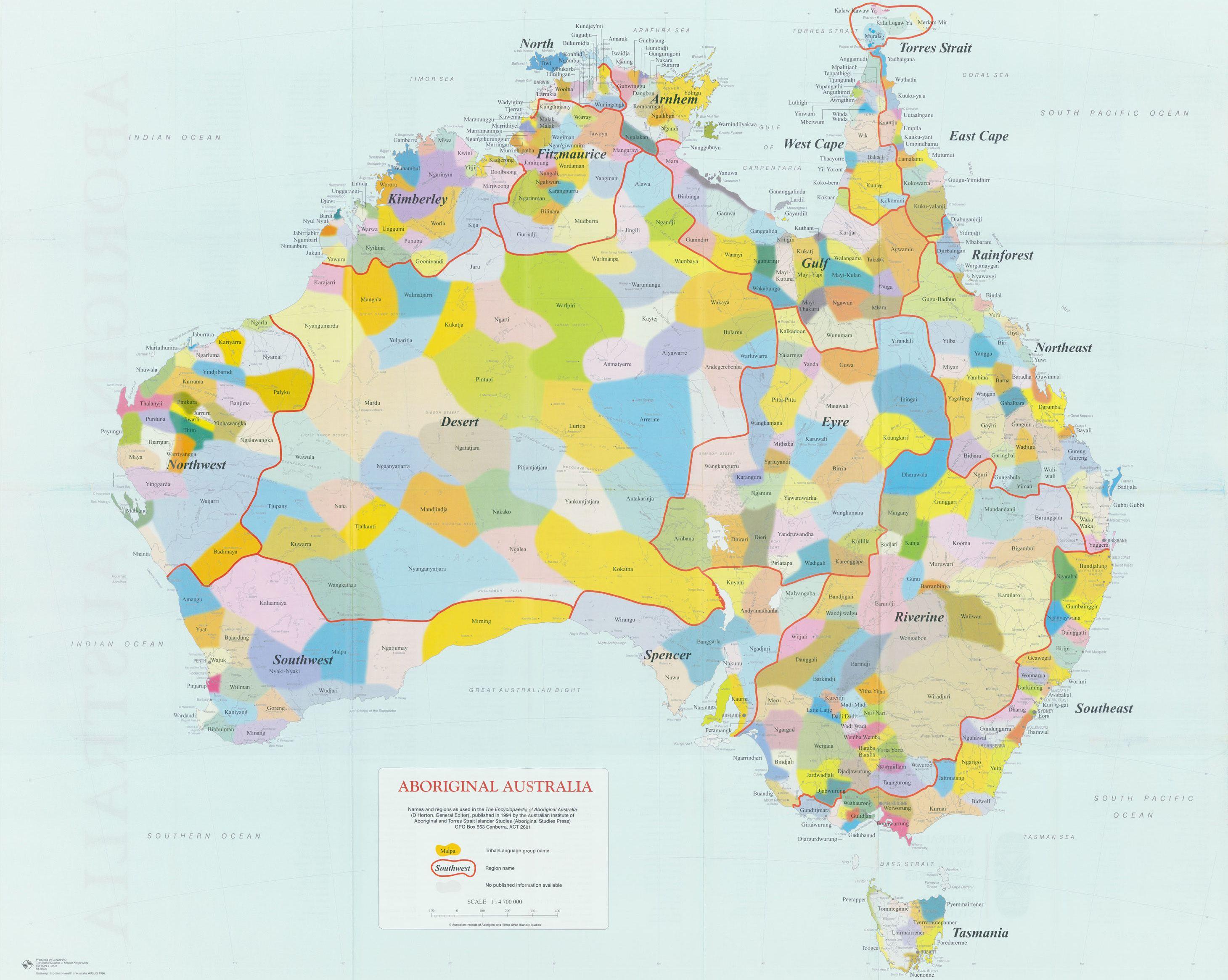 Region of Origin: Australia