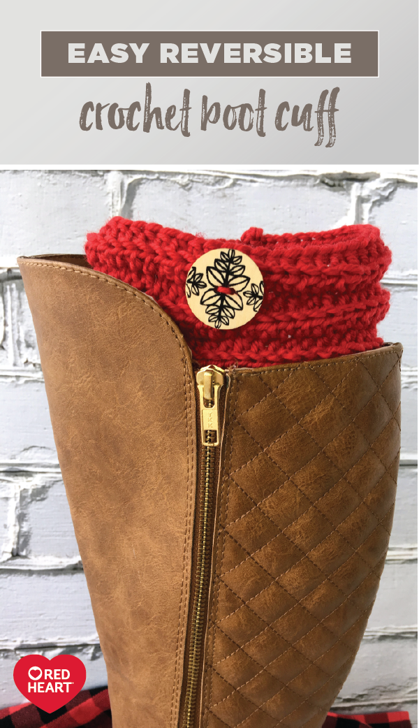 Trendy Beginner Crochet Boot Cuffs That Work Up Quick! | Tutoriales ...