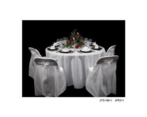 Surprising Amazon Com Joyfull Linen Look Round Table Cover 108 Download Free Architecture Designs Grimeyleaguecom