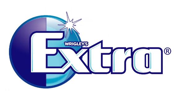 Wrigleys Extra Gum Logo Extra Chewing Gum Extra Gum Gum Brands